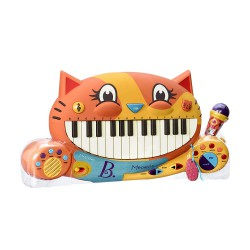 Meowsic piano
