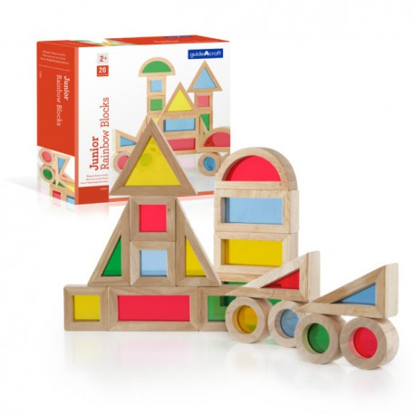 Rainbow Blocks. Junior